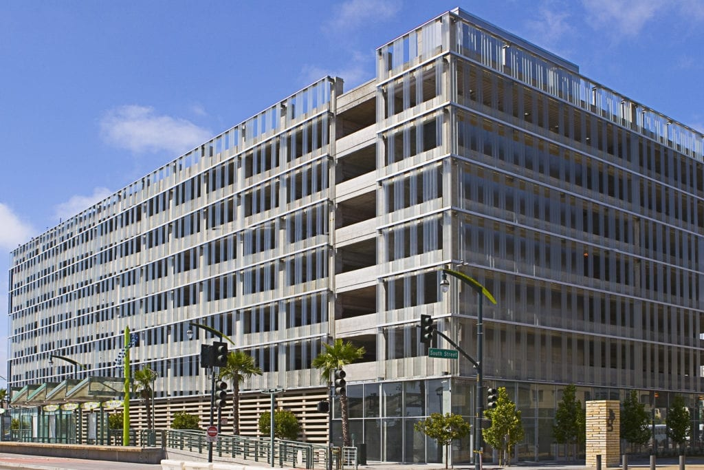 UCSF Mission Bay 23B Parking | Clark Pacific
