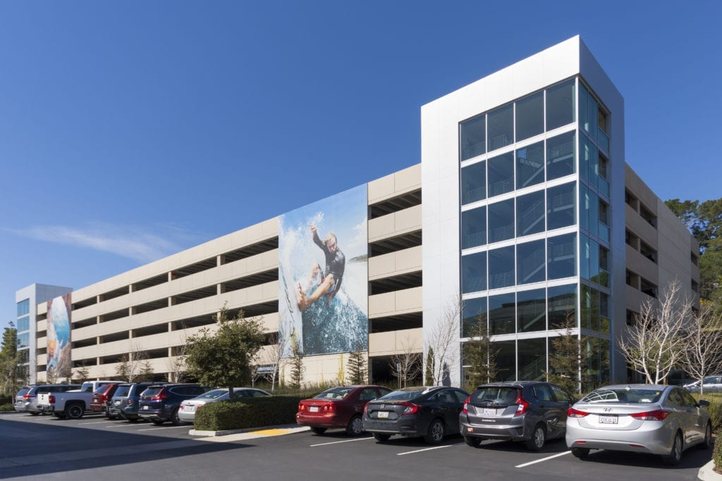 GoPro Headquarters Parking Structure